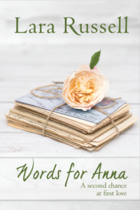 Words for Anna book cover